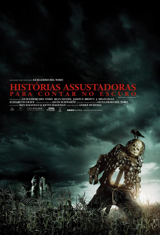 Filme: Histórias Assustadoras Para Contar No Escuro