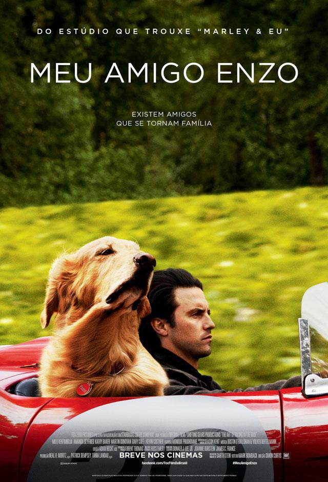 Filme: Meu Amigo Enzo