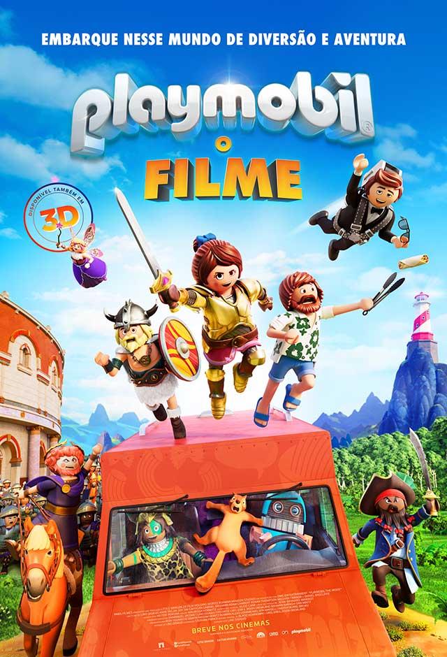 Filme: Playmobil - O Filme