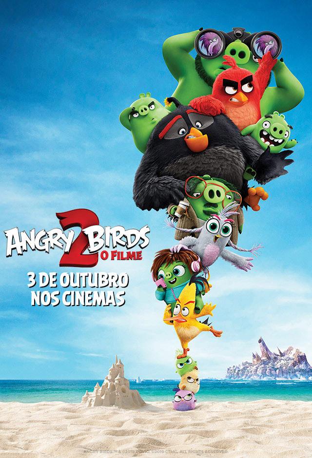 Filme: Angry Birds 2 - O Filme