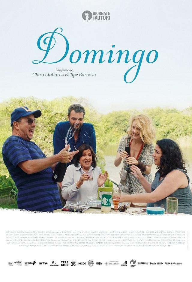 Filme: Domingo