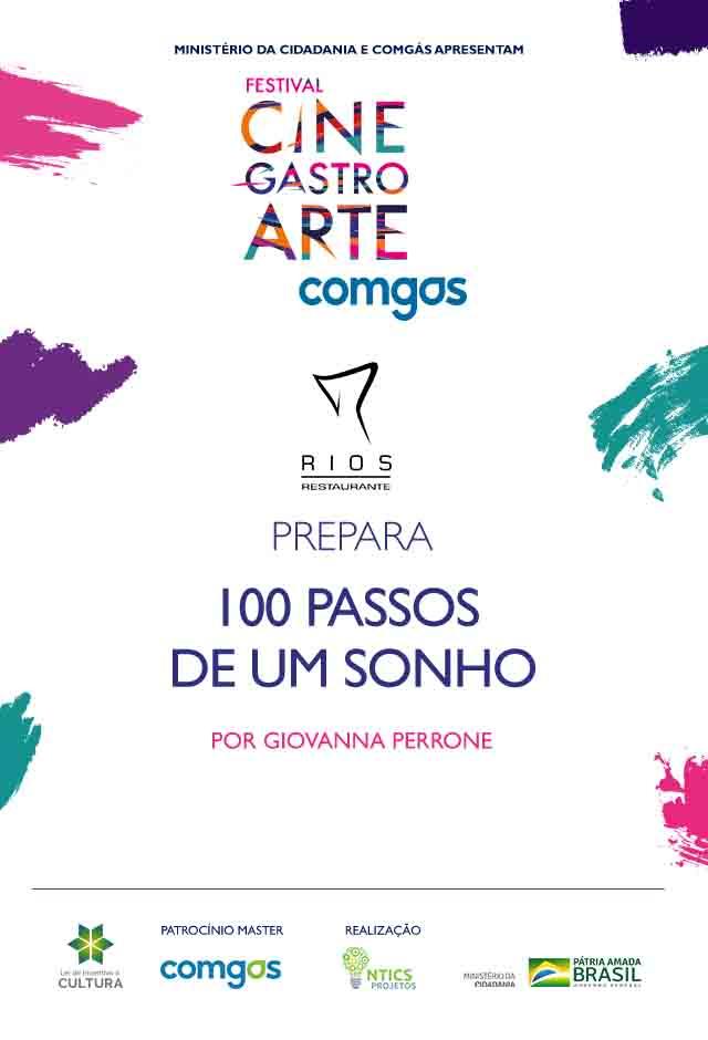 Filme: Rios Restaurante Prepara a 100 Passos de um Sonho