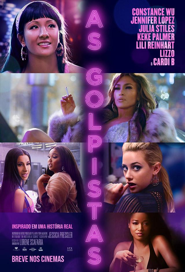 Filme: As Golpistas