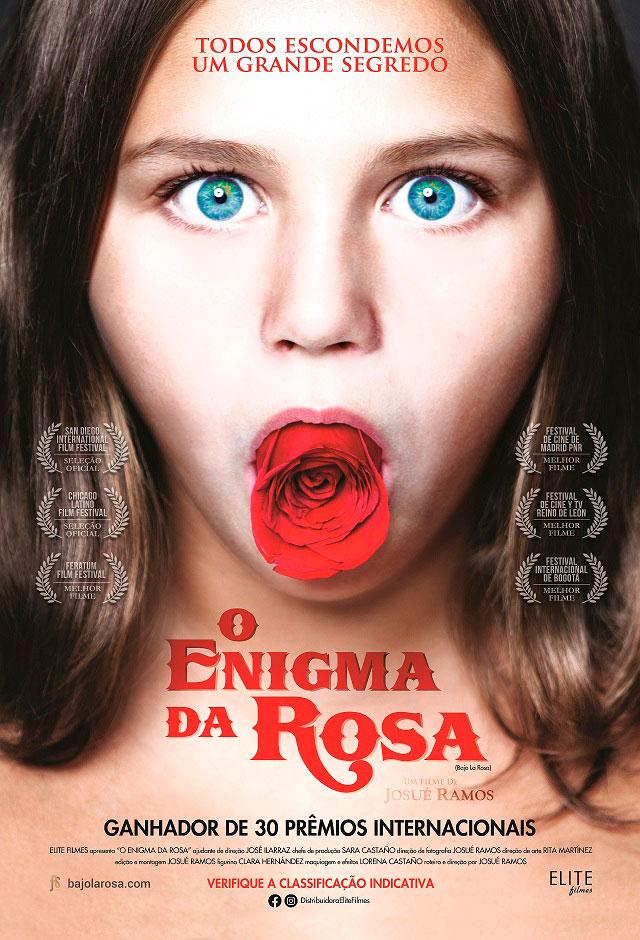 Filme: O Enigma da Rosa