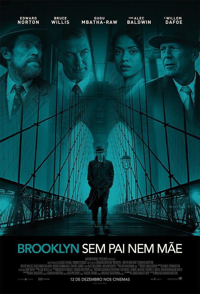 Filme: Brooklyn Sem Pai Nem Mãe