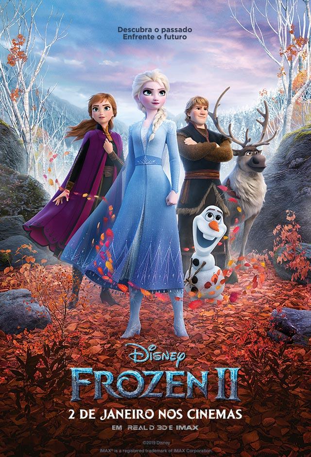 Filme: Frozen 2