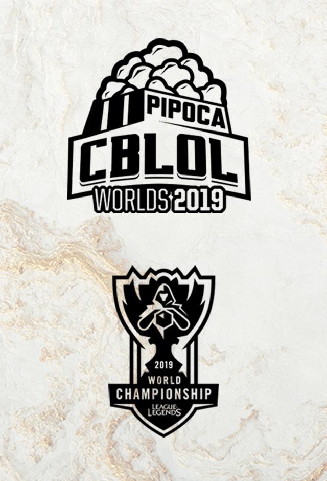 Filme: Pipoca CBLOL - Final do Campeonato Mundial de League of Legends