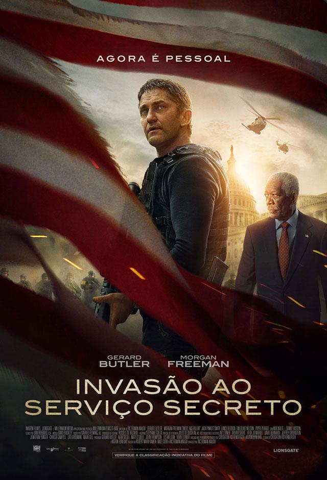 Filme: Invasão ao Serviço Secreto