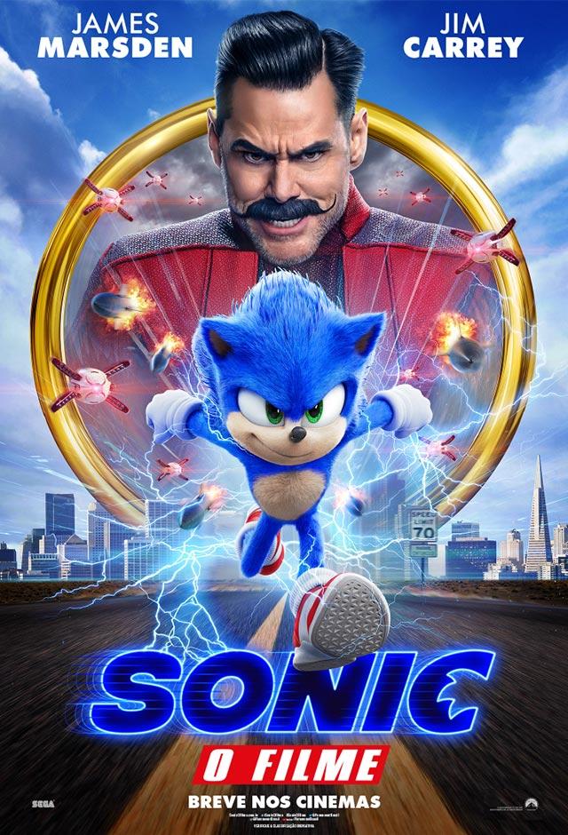 Filme: Sonic: O Filme