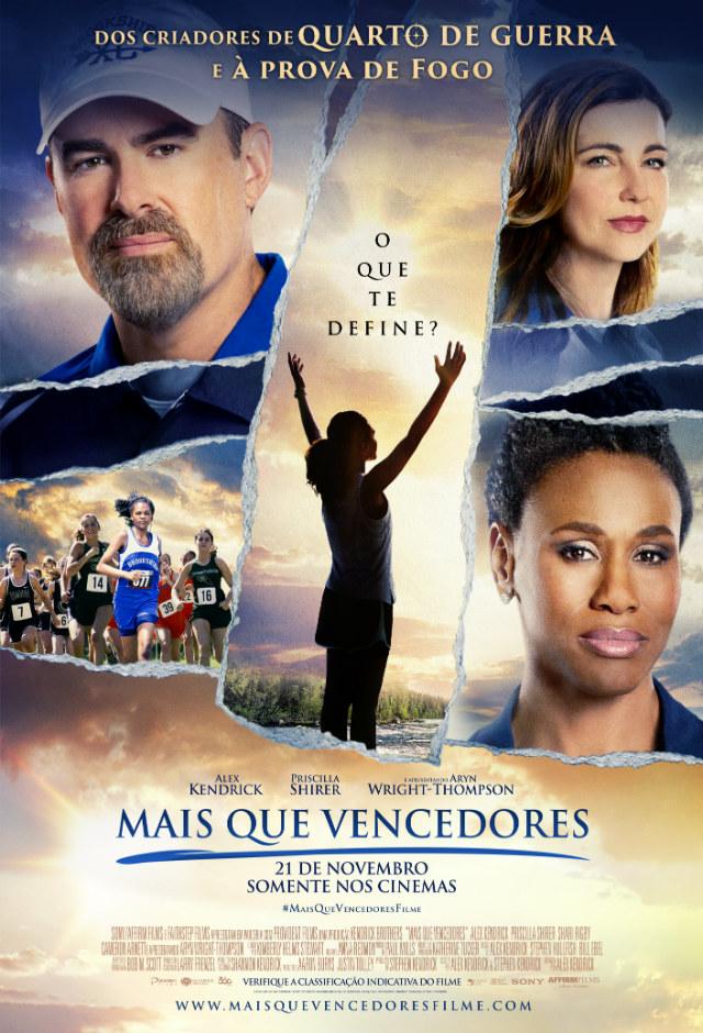 Filme: Mais Que Vencedores