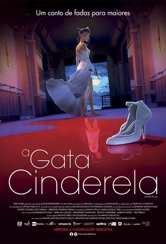 Filme: A Gata Cinderela