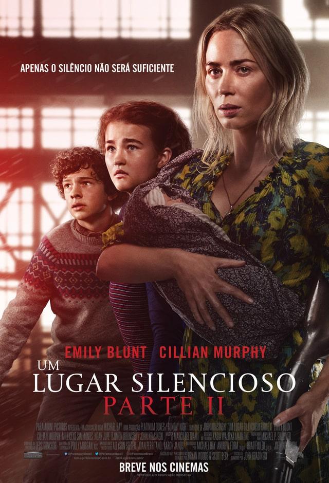 Filme: Um Lugar Silencioso -Parte II