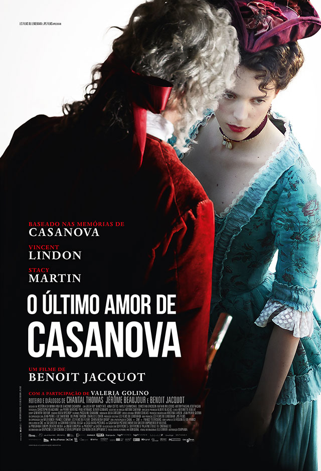 Filme: O Último Amor de Casanova