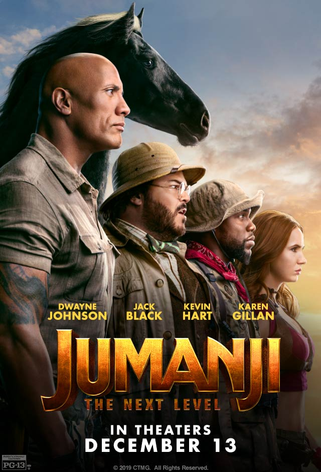 Filme: Jumanji: The Next Level