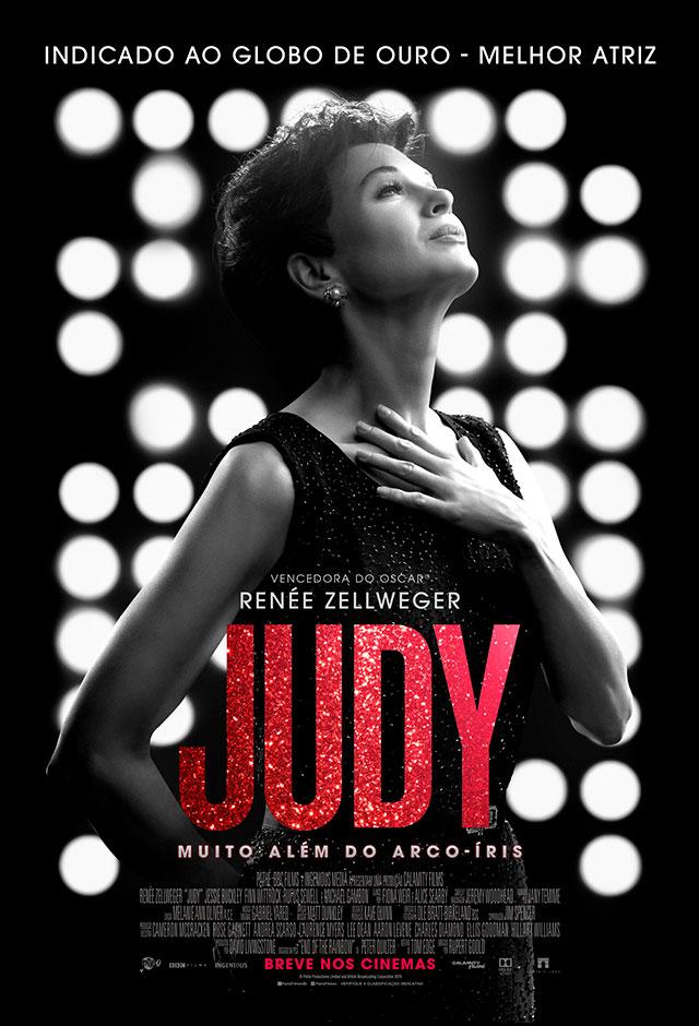 Filme: Judy - Muito Além do Arco-Íris
