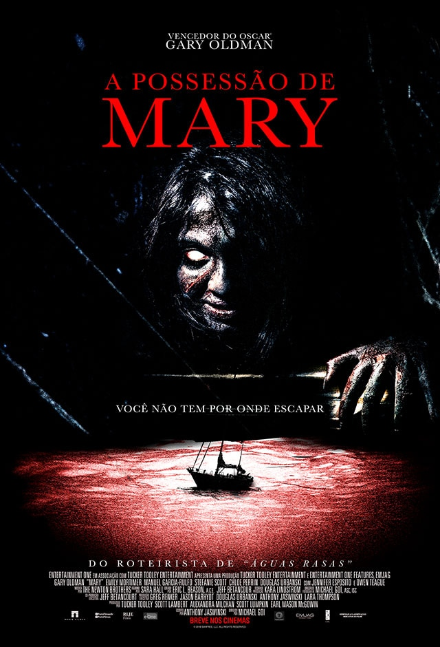 Filme: A Possessão de Mary