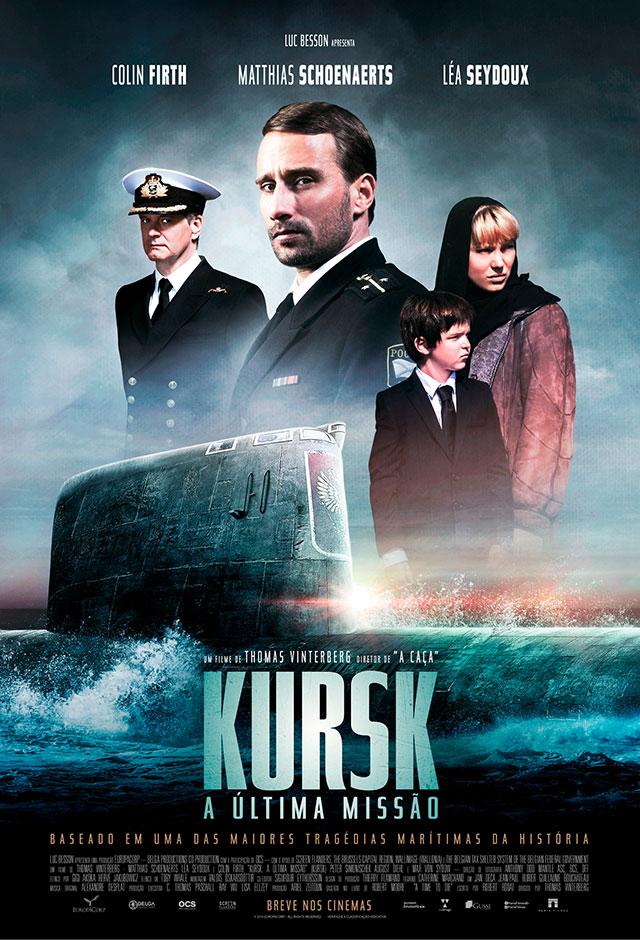 Filme: Kursk