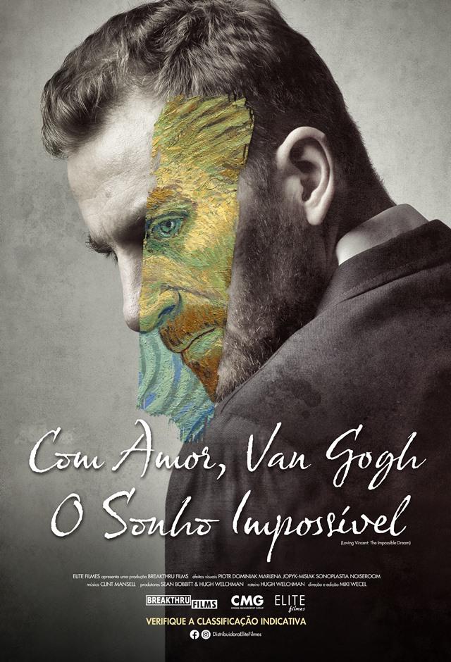 Filme: Com Amor, Van Gogh - O Sonho Impossível
