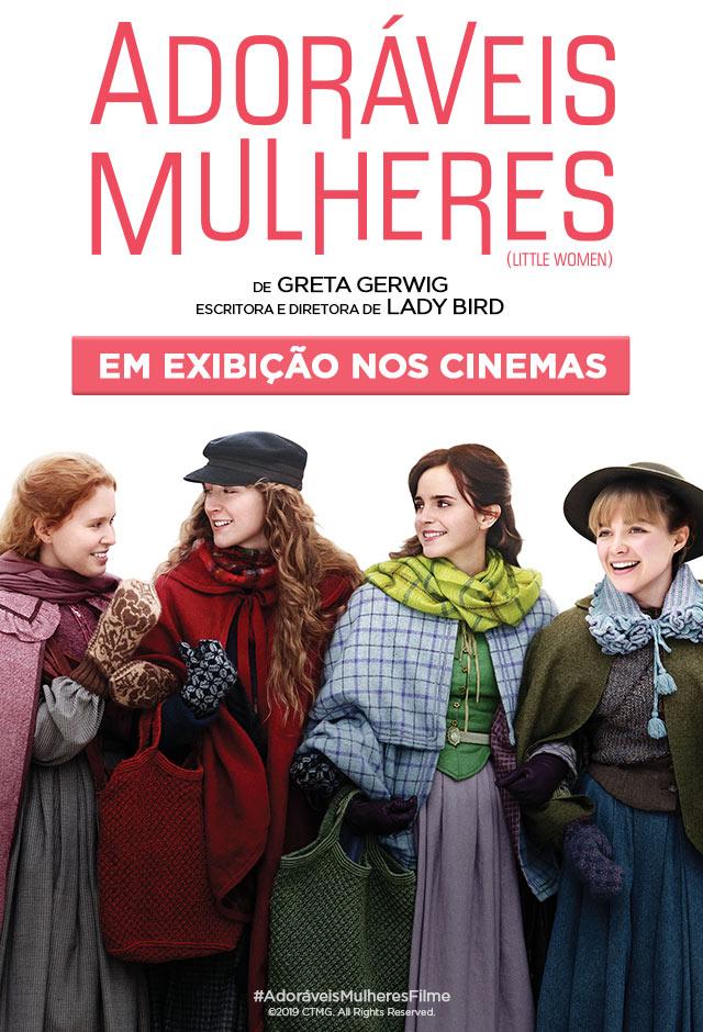 Filme: Adoráveis Mulheres