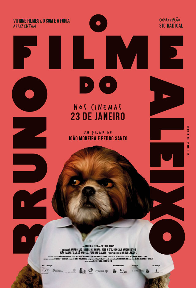 Filme: O Filme do Bruno Aleixo