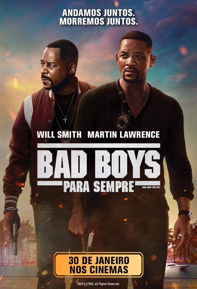 Filme: Bad Boys Para Sempre