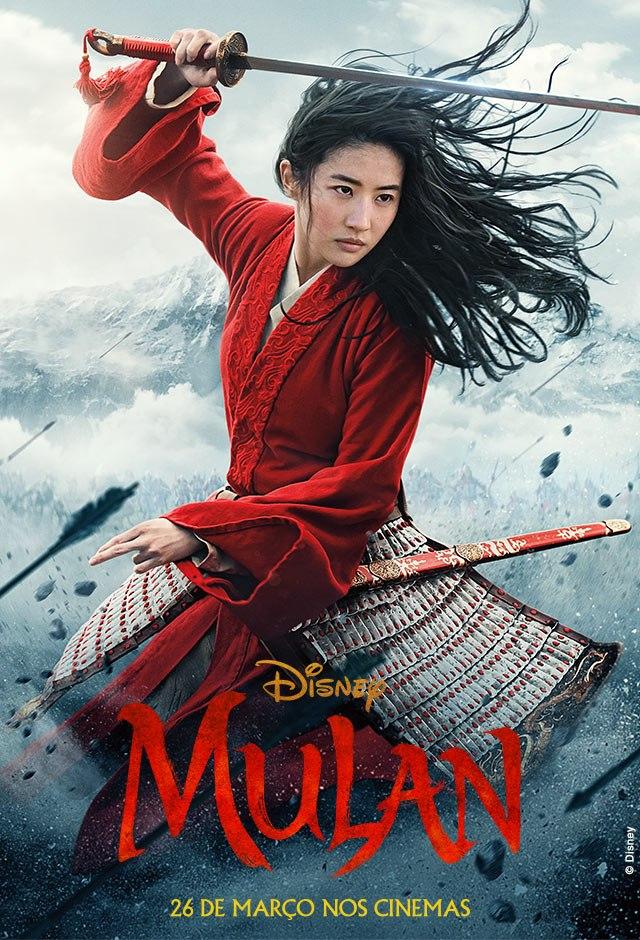 Filme: Mulan