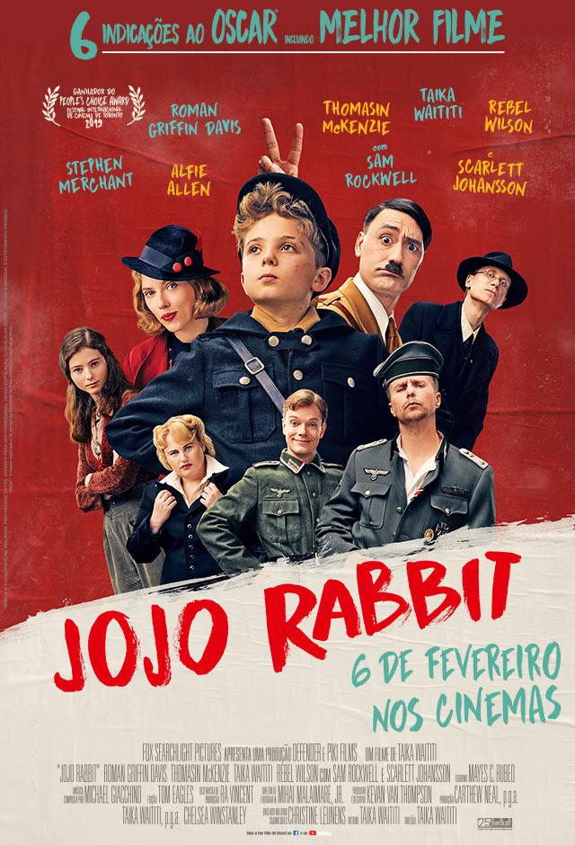 Filme: Jojo Rabbit