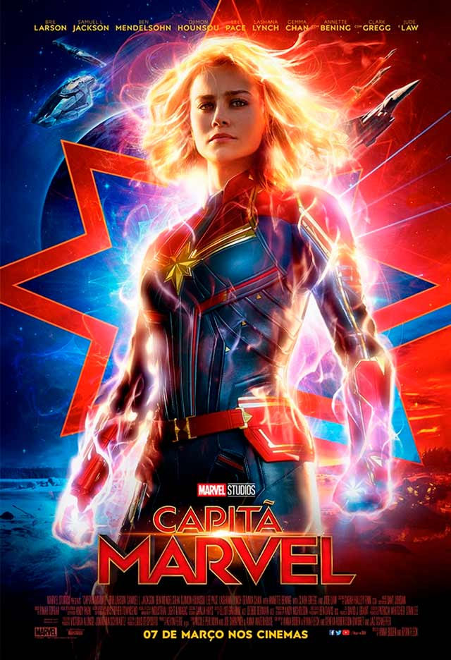 Filme: Capitã Marvel