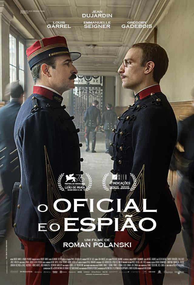 Filme: O Oficial e o Espião