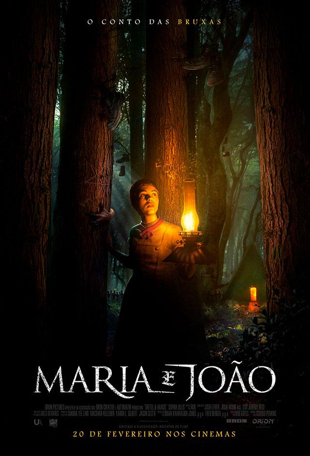 Filme: Maria e João - O Conto das Bruxas