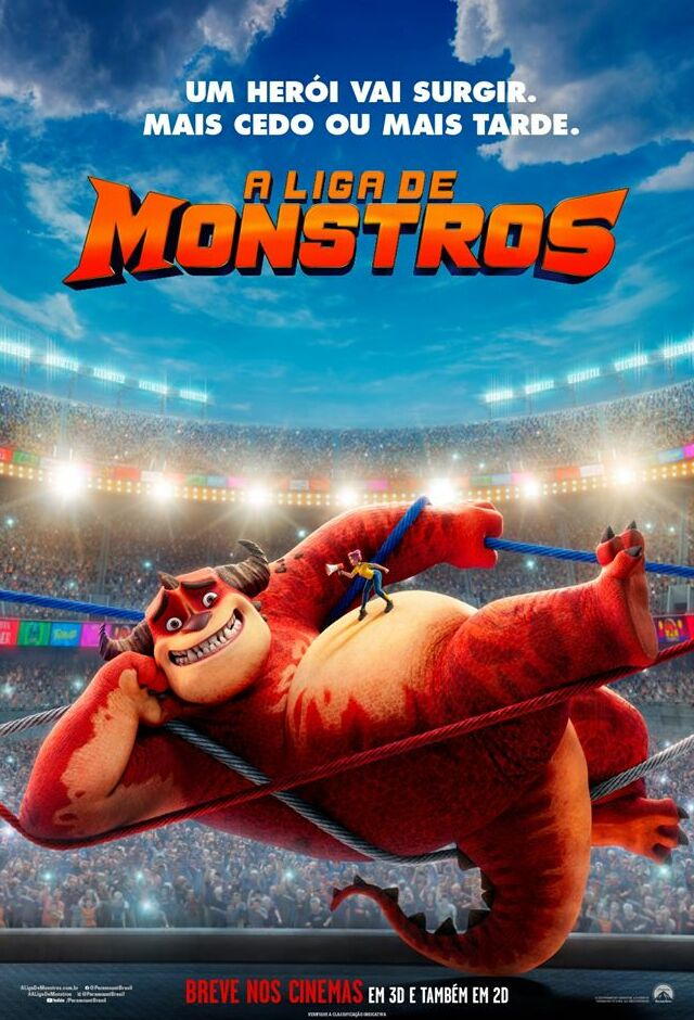 Filme: A Liga de Monstros