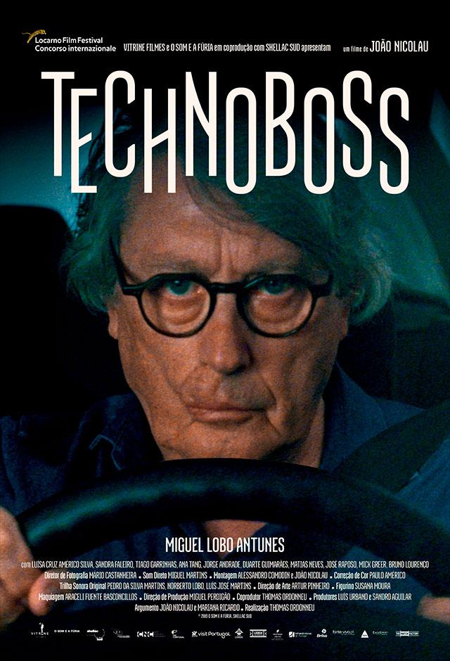 Filme: Technoboss