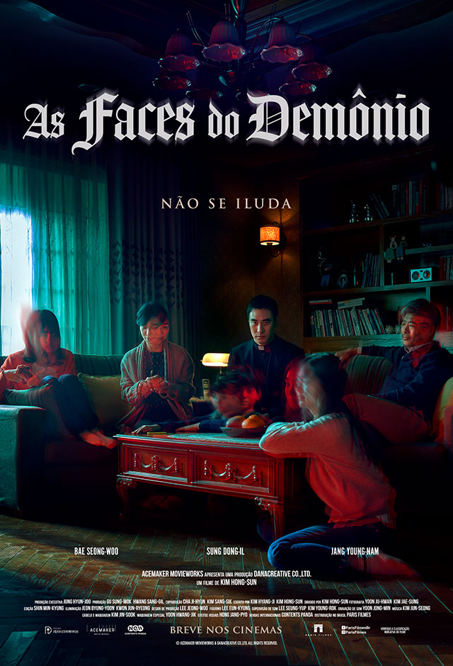Filme: As Faces do Demônio