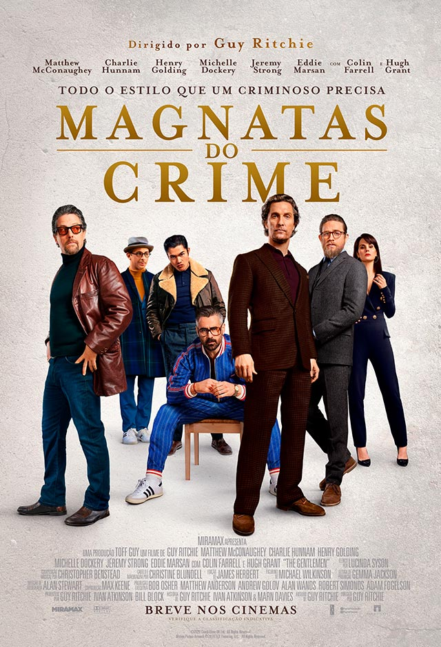 Filme: Magnatas do Crime