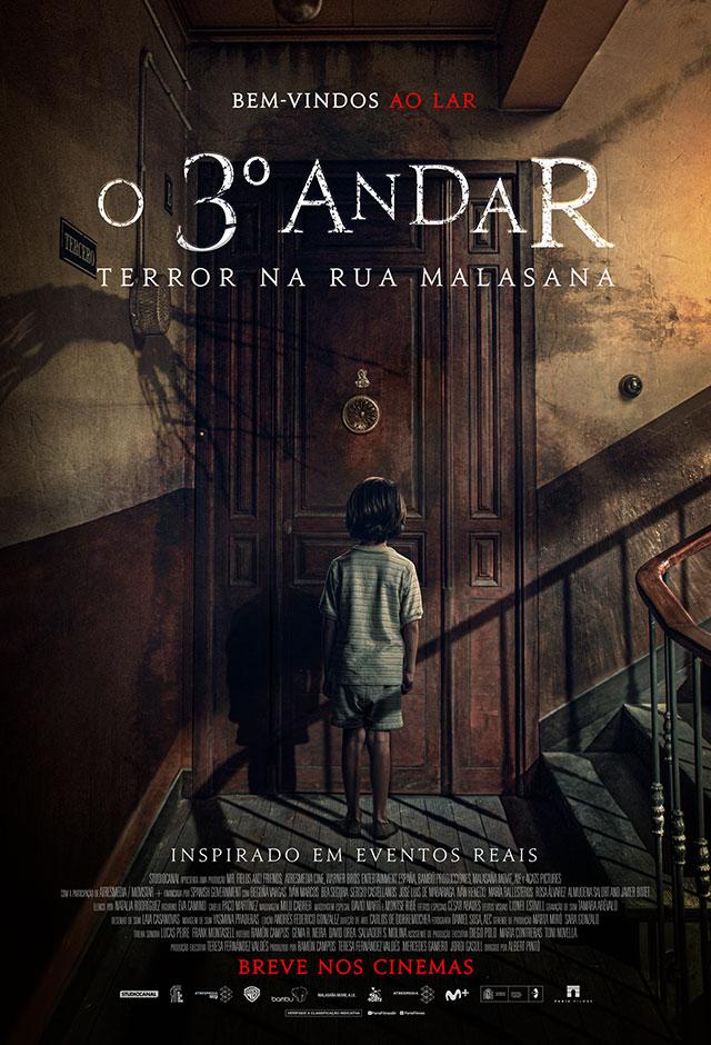 Filme: O 3° Andar - Terror na Rua Malasaña