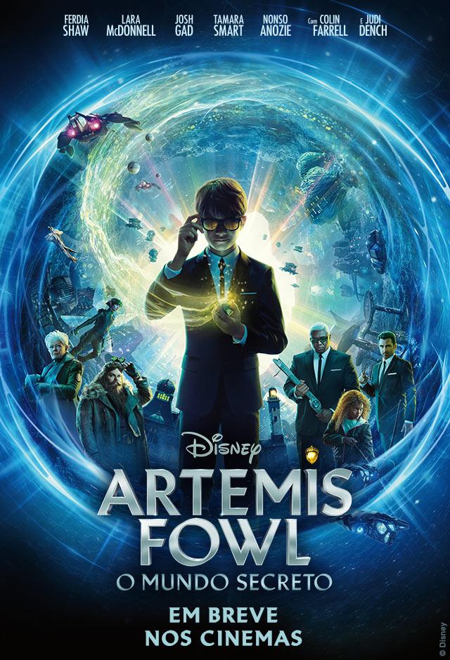 Filme: Artemis Fowl: O Mundo Secreto