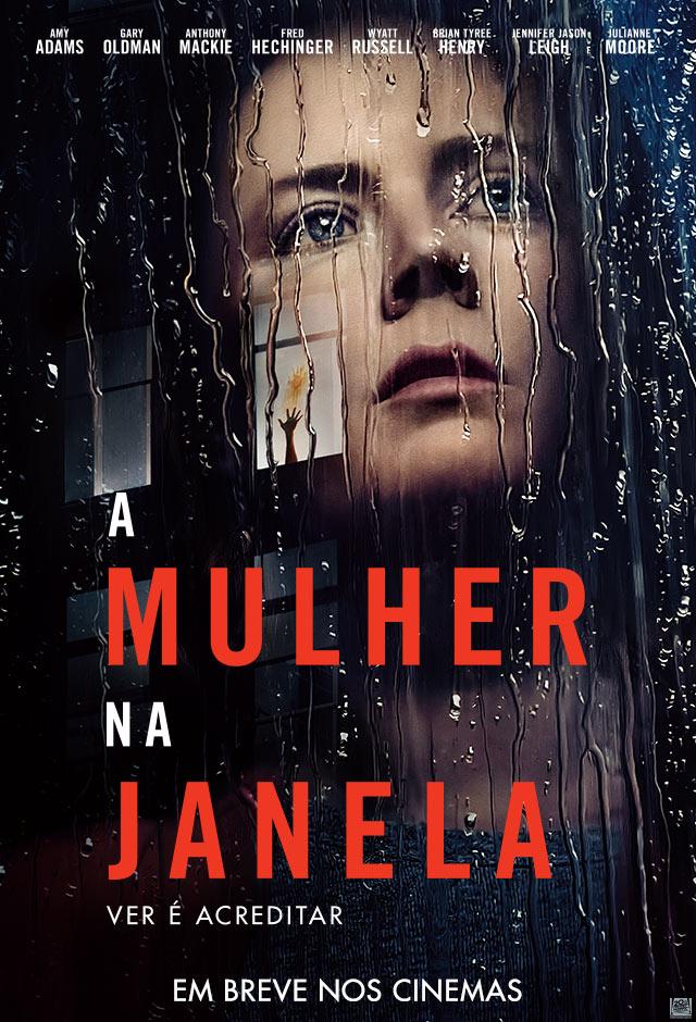 Filme: A Mulher na Janela