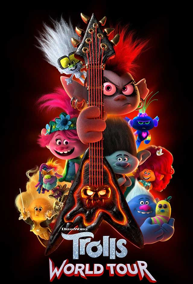 Filme: Trolls World Tour