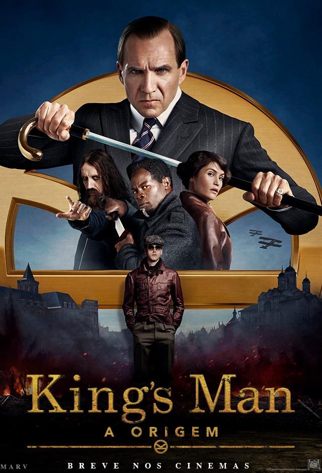 Filme: King's Man: A Origem