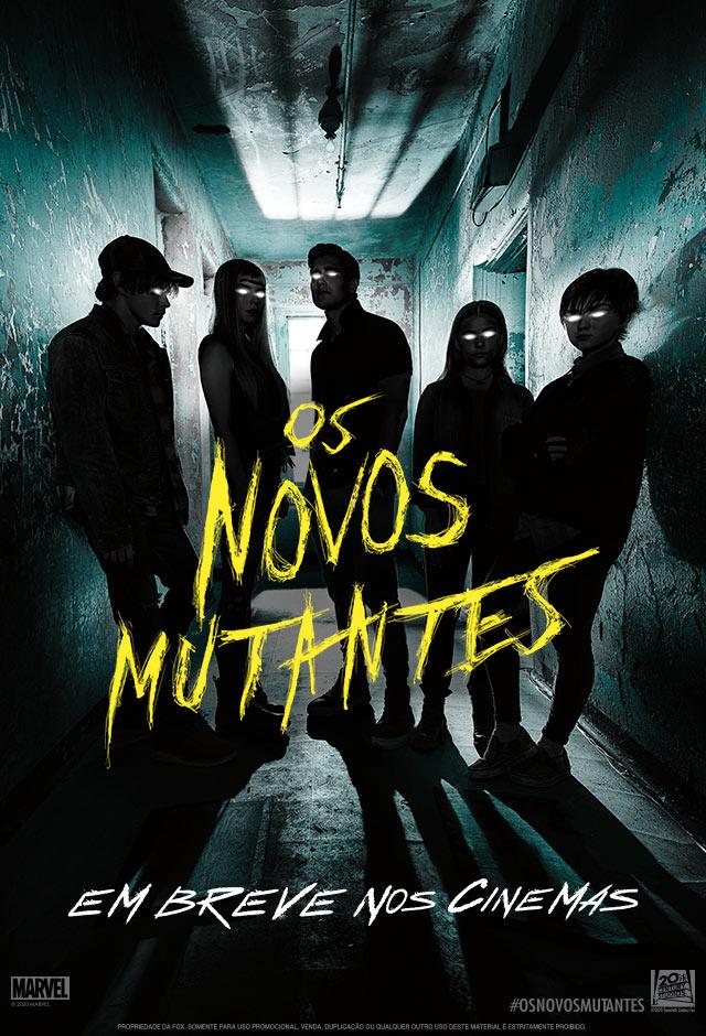 Filme: Os Novos Mutantes