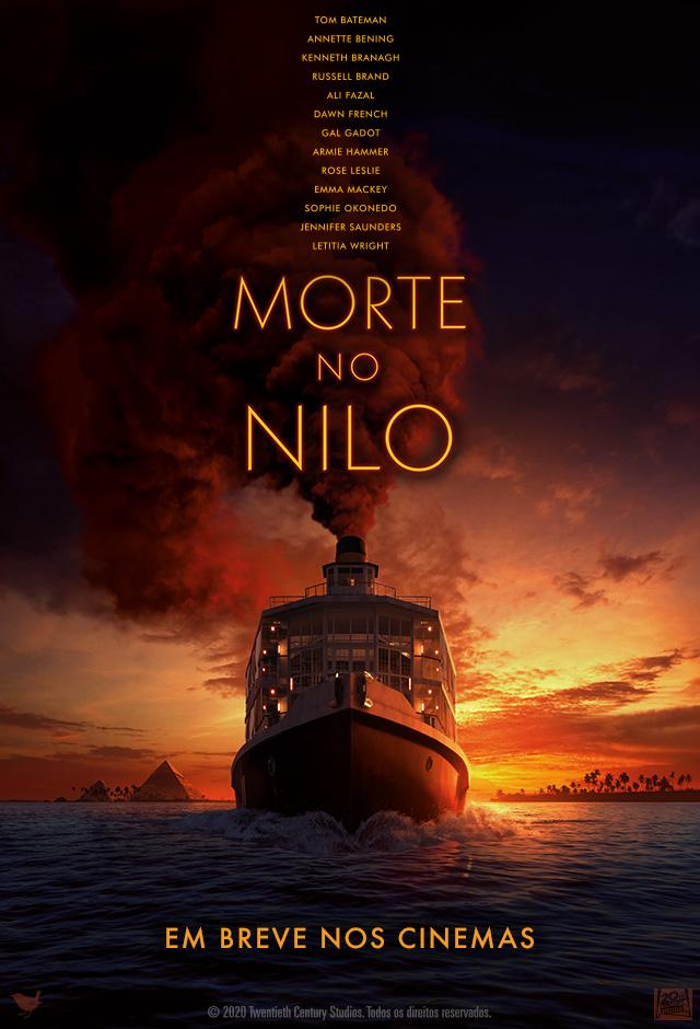 Filme: Morte No Nilo