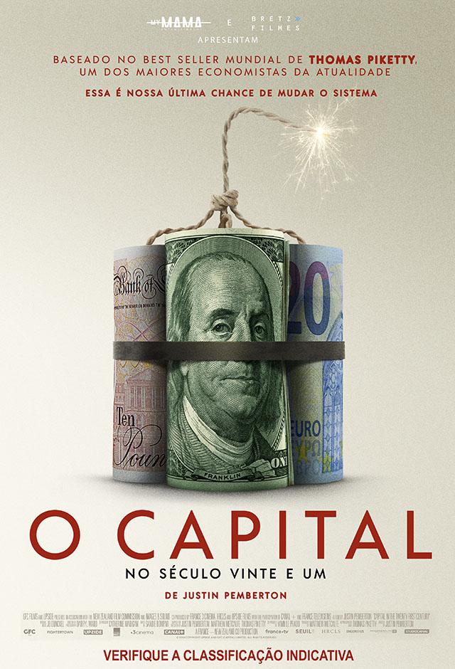 Filme: O Capital no Século XXI