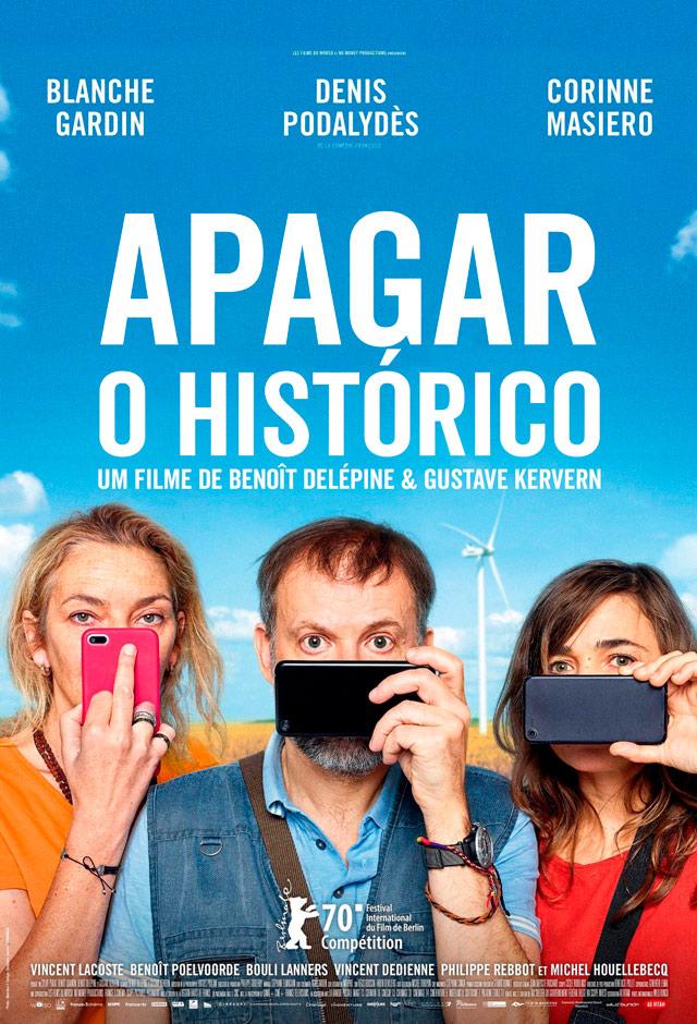 Filme: Apagar o histórico