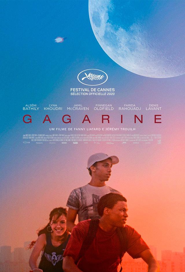 Filme: Gagarine