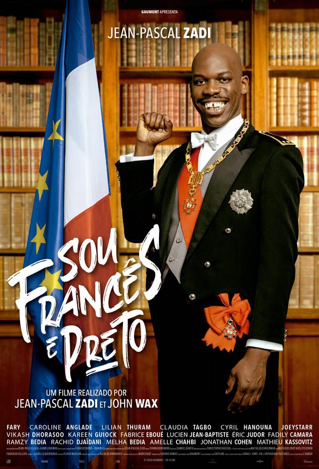 Filme: Sou francês e preto