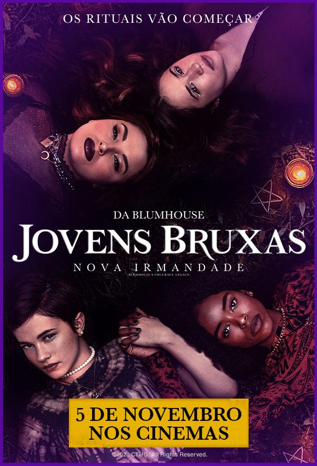 Filme: Jovens Bruxas - Nova Irmandade