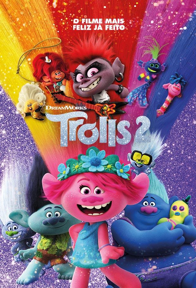 Filme: Trolls 2 - O filme mais feliz já feito