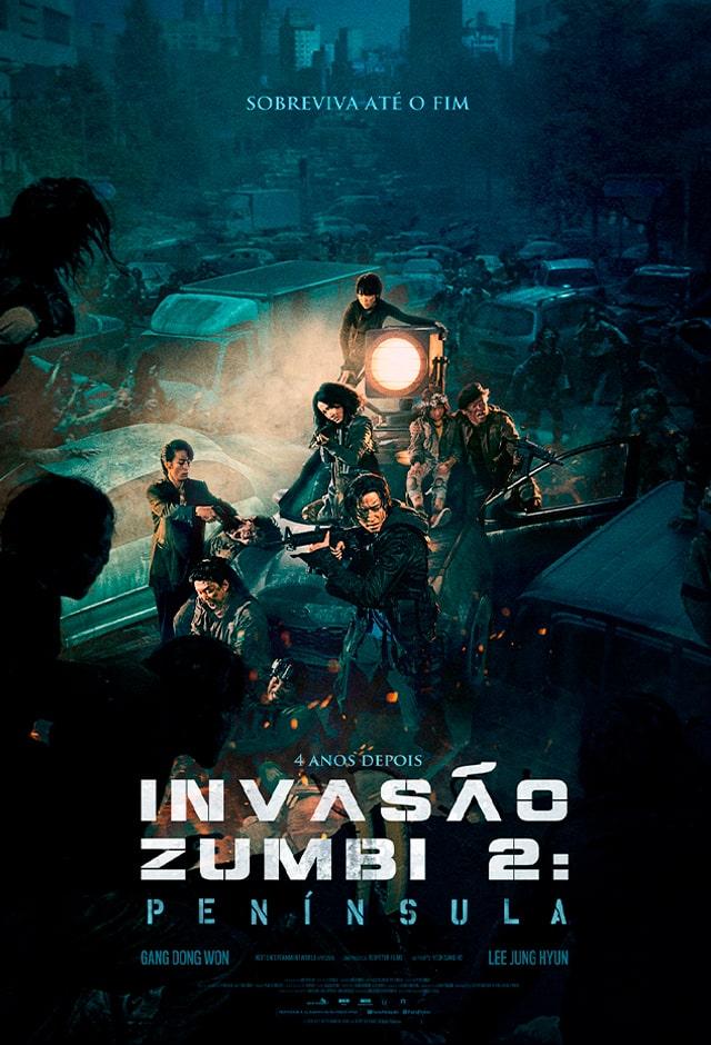 Filme: Invasão Zumbi 2 - Península
