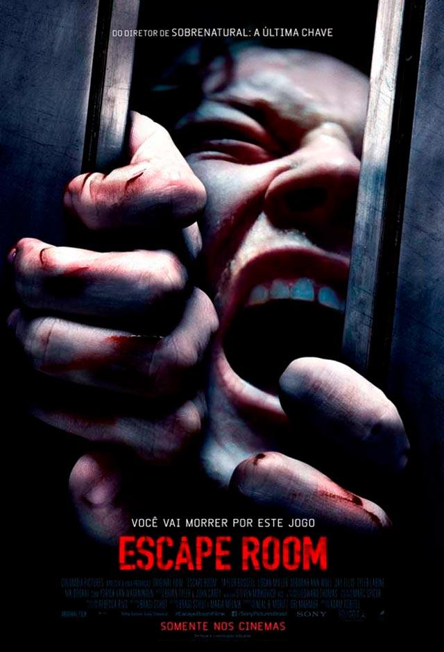 Filme: Escape Room