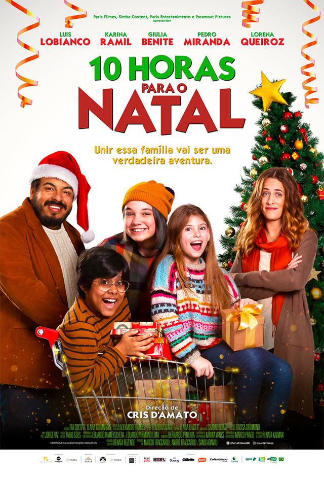 Filme: 10 Horas Para o Natal